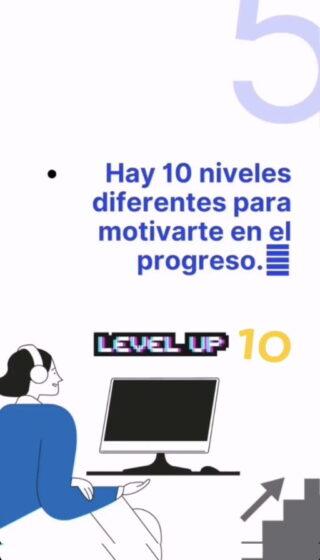 5 niveles